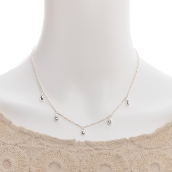 19c514e07 Tiffany & Co. Jewelry | Tiffany Co Elsa Peretti Teardrop Necklace ...